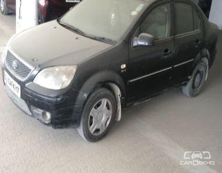 2008 Ford Fiesta 1.6 SXI Duratec