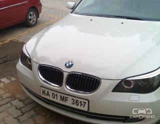 2010 BMW 5 Series 525i Sedan