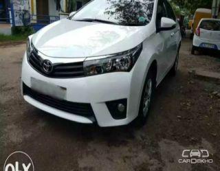 2015 Toyota Corolla Altis D-4D JS