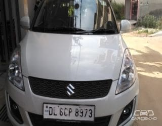 2016 Maruti Swift LXI Option