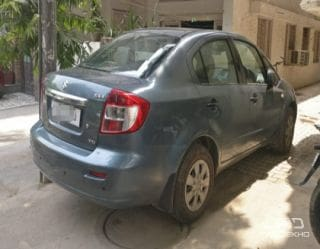 2007 Maruti SX4 Vxi BSIV