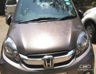 2016 Honda Amaze VX AT i-Vtech