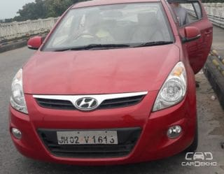 2011 Hyundai i20 1.2 Asta with AVN