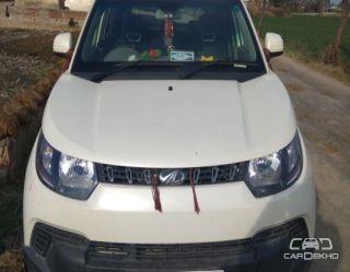 2016 Mahindra KUV 100 mFALCON G80 K6