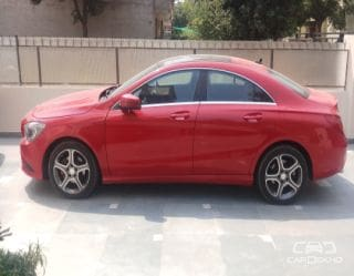 2015 Mercedes-Benz CLA 2015-2016 200 CDI Style