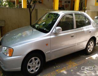 2009 Hyundai Accent Executive LPG