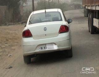 2013 Fiat Linea Dynamic (Diesel)