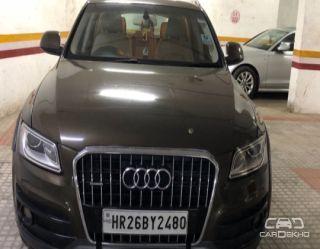 2013 Audi Q5 2.0 TDI Technology