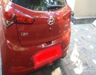 2017 Hyundai i20 1.4 Asta Option