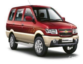 2014 Chevrolet Tavera Neo 3 LS 7 Seats BSIII
