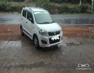 2016 Maruti Wagon R LXI Optional