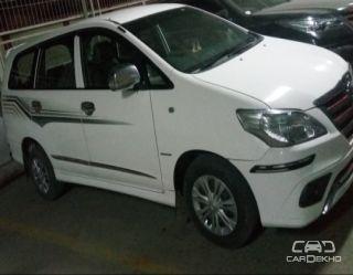2015 Toyota Innova 2.5 GX (Diesel) 8 Seater