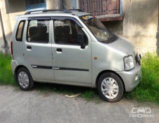 2002 Maruti Wagon R VXI BSII