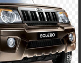 2015 Mahindra Bolero ZLX BSIII