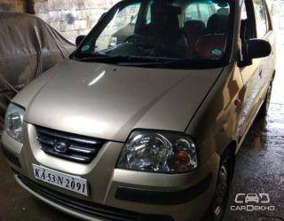2008 Hyundai Santro Xing GLS AT