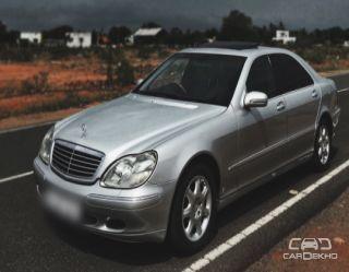 2001 Mercedes-Benz S-Class 320 L
