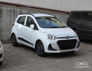 2017 Hyundai Grand i10 1.2 Kappa Sportz AT