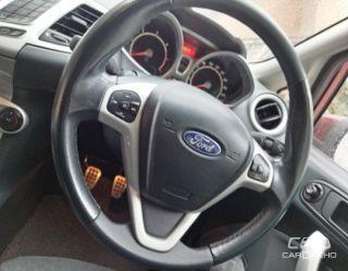 2012 Ford Fiesta Diesel Titanium Plus