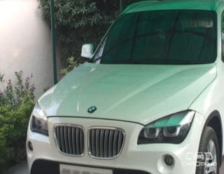 2012 BMW X1 sDrive 18i