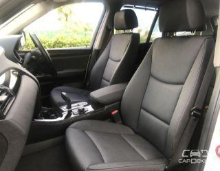 2013 BMW X3 xDrive20d Advantage Edition