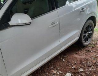 Audi Q3 2.0 TDI Quattro Premium Plus
