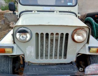 Mahindra Jeep CL 550 MDI