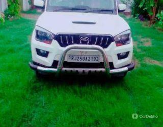 Mahindra Scorpio S10 4WD