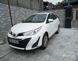 Toyota Yaris G BSIV