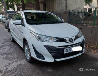 Toyota Yaris J Optional CVT
