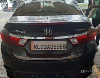Honda City Anniversary i-VTEC CVT ZX