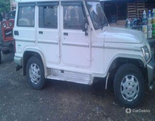 Mahindra Bolero SLX 2WD