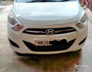 Hyundai i10 Sportz Option