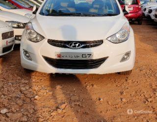 Hyundai Elantra CRDi SX AT