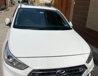 Hyundai Verna VTVT 1.6 SX Option