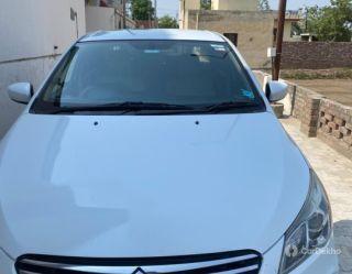 Maruti Ciaz VDI SHVS