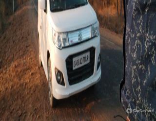 Maruti Wagon R VXI Plus