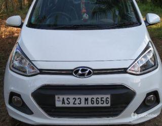 Hyundai Xcent 1.2 Kappa Base