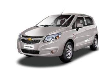 Chevrolet Sail Hatchback 1.2 LT ABS