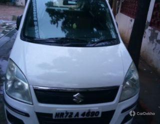 Maruti Wagon R LXI BSII