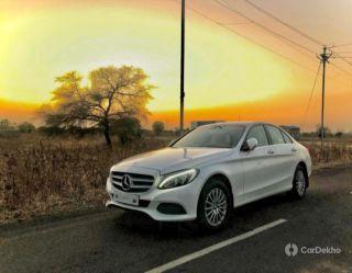 Mercedes-Benz New C-Class C 220 CDI Style