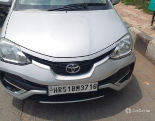 Toyota Etios 1.4 GXD