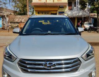 Hyundai Creta 1.6 SX Dual Tone Diesel
