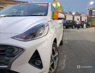 Hyundai Aura SX Plus AMT Diesel