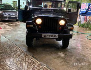 Mahindra Jeep CJ 500 DI