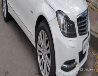 Mercedes-Benz New C-Class C 200 CGI Elegance