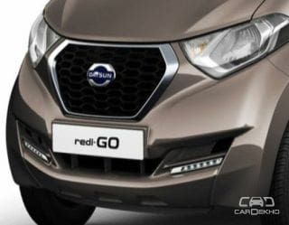 2017 Datsun redi-GO T Option