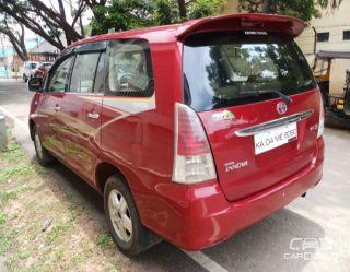 2007 Toyota Innova 2.5 V Diesel 8-seater