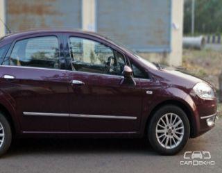 2010 Fiat Linea Emotion