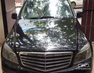 2011 Mercedes-Benz New C-Class C 200 CGI Elegance
