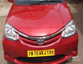 2013 Toyota Etios Liva GD